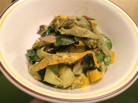 pappardelle pasta recipe vegetarian zucchini pappardelle pasta with a vegan pistachio mint