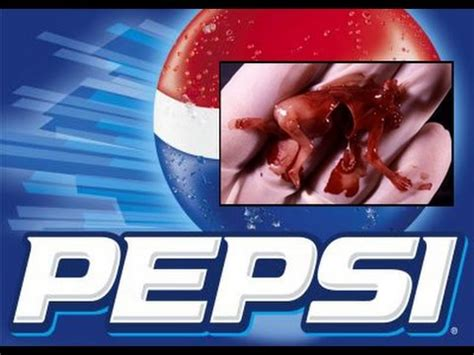 pepsi illuminati dead babies in your food drinks makeup illuminati