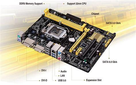 Asus Mini Laptop Usb Boot asus h81m2 mainboard sockel 1150 de computer zubeh 246 r