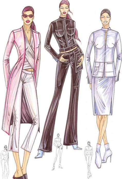 fashion design basics sketches of fashion designers dresses