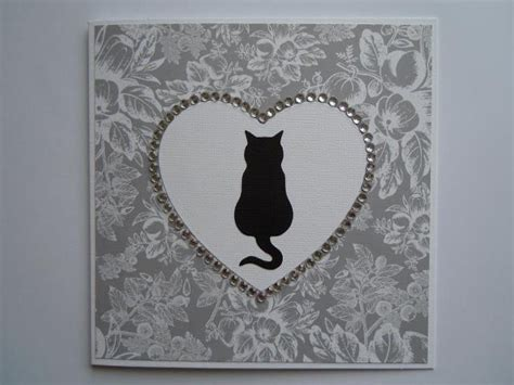 Handmade Cat Cards - best 25 cat cards ideas on birthday