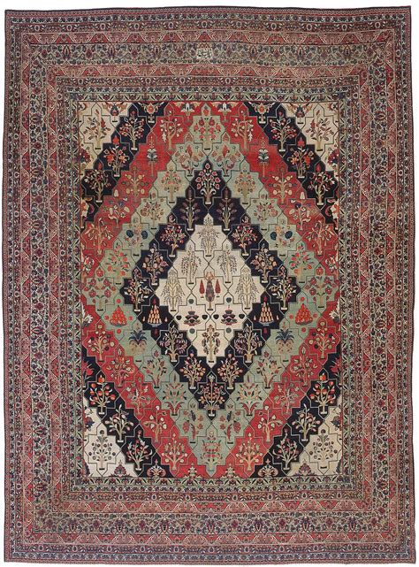 Kerman Carpet Wikipedia Rugs Wiki