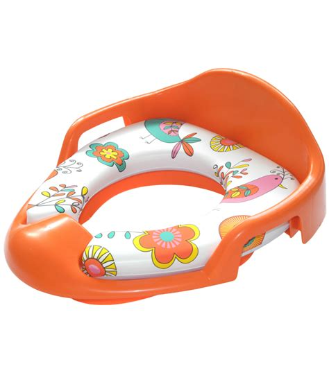 Seat Toilet Trainer toilet trainer seat orange wcshop24 co uk