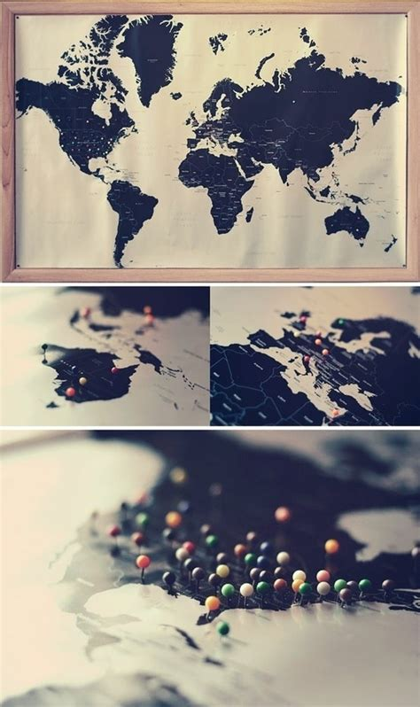 Where In The World You Been by 1000 Ideas About Decorate Corkboard On Cork