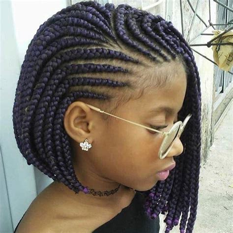 Bob Braids Hairstyles bob braids are definitely a comeback kamdora
