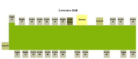 Twin Home Floor Plans Lawrence Hall Point Park University