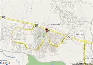 pueblo colorado usa map map of the inn at pueblo west pueblo