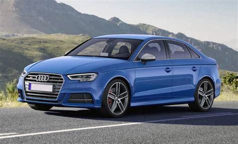 Audi A3 Update by Audi A3 E For 2018 Update Reviews Giosautocare Org