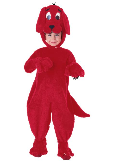 clifford the big deluxe clifford the big costume walmartcom beds and costumes