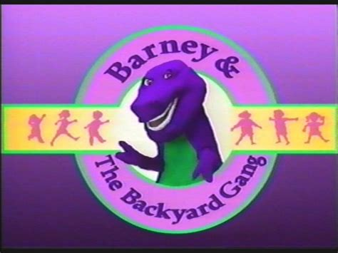 barney and the backyard gang toy barney the backyard gang barney wiki fandom powered by wikia