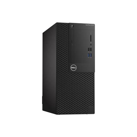 Dell Optiplex 3050 Mt I3 7100 4gb 500gb Dos dell optiplex 3050 mini tower i3 7100 ubuntu 4gb 500gb 1y