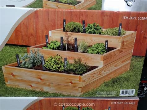 costco raised bed lapp structures raised garden bed