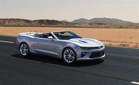 2016 Chevrolet Camaro Convertible Preview