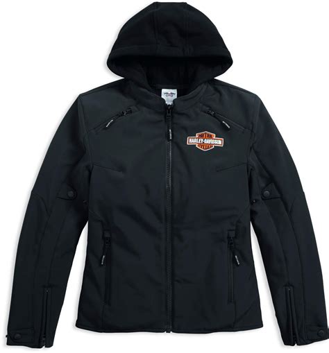 Harley Davidson 3 In 1 Jacket by 98170 17ew Harley Davidson Soft Shell Jacket Legend