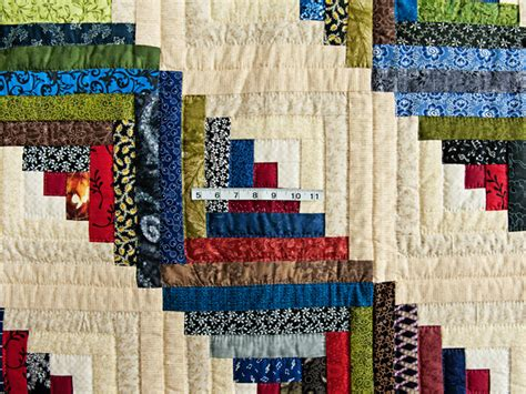 log cabin quilt magnificent specially made amish quilts