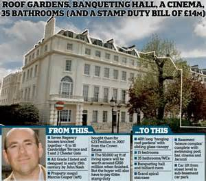 Build House Online tycoon buys seven regent s park houses to create 163 200m