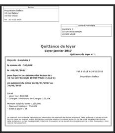 sle cover letter exemple de lettre quittance de loyer