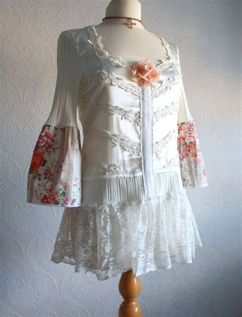 shabby chic clothing shabby chic upcycled clothing accessories