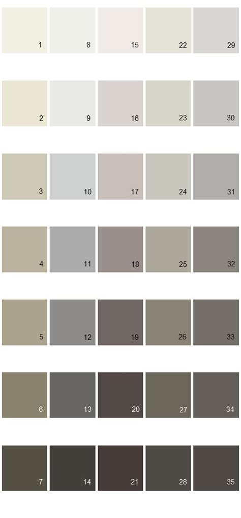 behr paint colors colorsmart palette 42 house paint colors