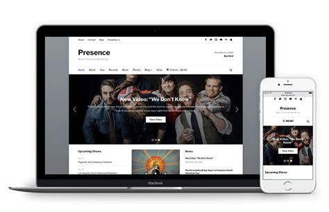 prebuilt layout for wordpress presence wordpress theme for multipurpose web design uses