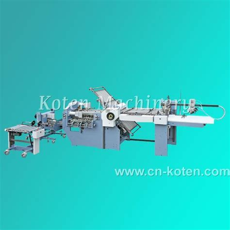 Diy Paper Folding Machine - automatic paper folding machine zyhd e series koten