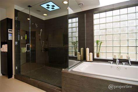 contemporary master bathroom with drop in bathtub contemporary master bathroom with master bathroom