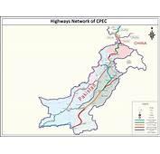 CPEC Maps  China Pakistan Economic Corridor