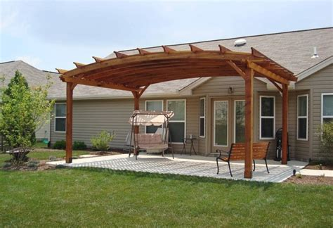 arched pergola plans arched pergola traditional patio other metro by forever redwood