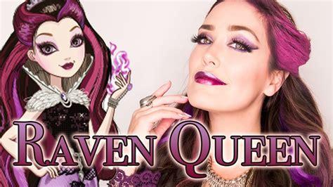 makeup tutorial raven queen tutorial raven queen maquillaje halloween youtube