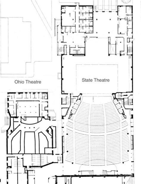 ohio floor plans ohio theater floor plan theater home plans ideas picture