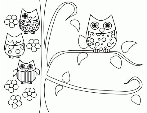 coloring pages of babies coloring pages of owl babies az coloring pages