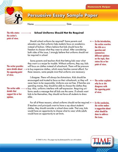 persuasive essay on wearing school uniforms havenpaviljoen
