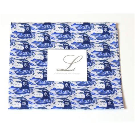 Coupons De 46 coupon liberty wiltshire et bleu 46 cm x 25 cm