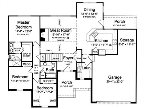 Home Shop Plans by Plan 046h 0006 Find Unique House Plans Home Plans And