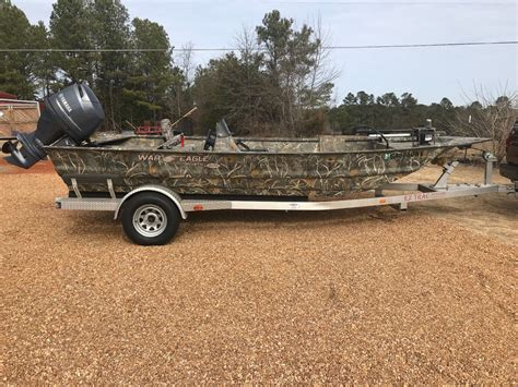 used war eagle boats for sale in sc war eagle 860 ldbr sc 2012 for sale for 16 000 boats