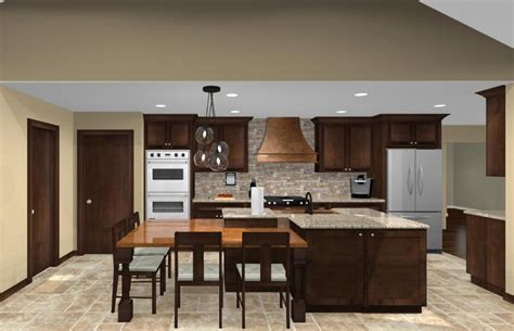 cook tops in kitchen islands design build pros island design trends for kitchen remodeling design build