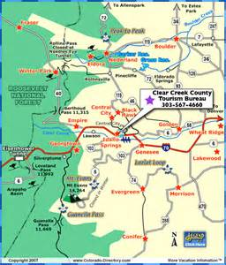 map of colorado mountain peaks map of colorado peaks