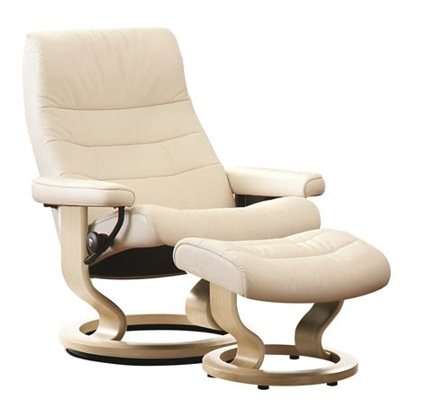 stressless opal large recliner chair and stool offer