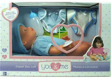 anatomically correct boy doll that wets doll with shocks some parents today