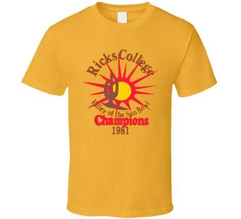 Tshirt Dhynamite napoleon dynamite ricks college t shirt