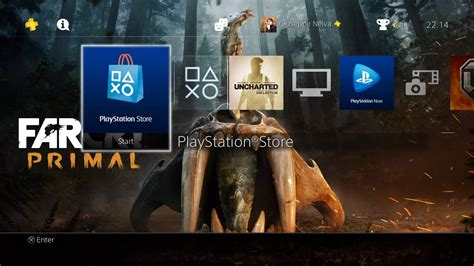 ps4 themes far cry 4 ps4 gets free far cry primal theme on the playstation