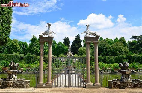 ingresso giardino di boboli ingresso ai giardino di boboli a firenze italia