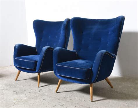 navy blue velvet wingback chair navy velvet wingback chair blue velvet wing chair