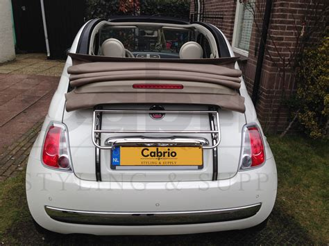 fiat 500 luggage fiat 500c luggage rack boot carrier 2009 2017 new