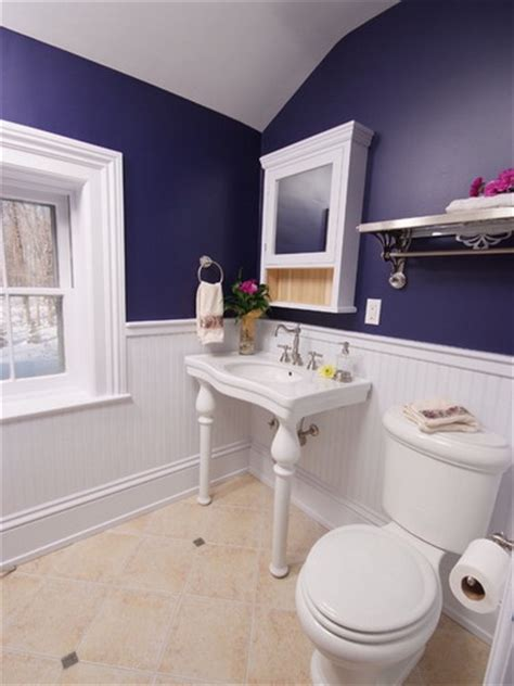 bathroom paint ideas blue easy tips to help you decorating navy blue bathroom home