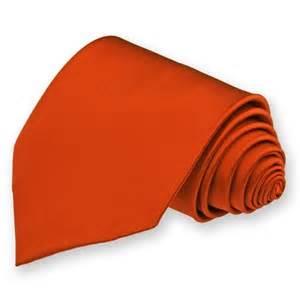 coral sunset solid color neckties solidcolorneckties
