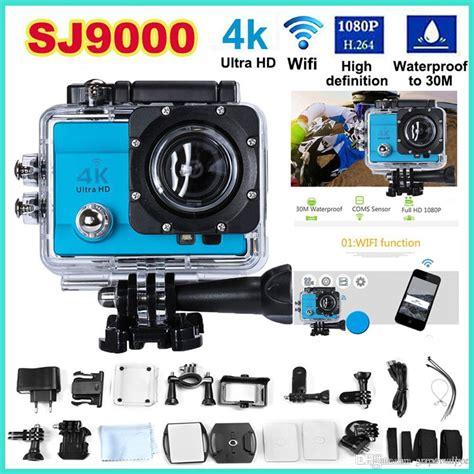T4shops Q3h 2 Ultra Hd Wifi Silver sj9000 ultra hd 4k wifi 1080p 2 0 lcd wide lens 170d helmet waterproof