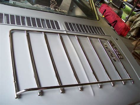Corvair Luggage Rack by Luggage Rack Identity