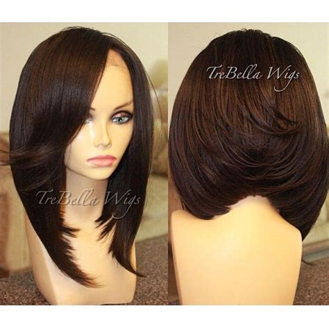 bobs with a closure 108 best images about u part wigs on pinterest lace