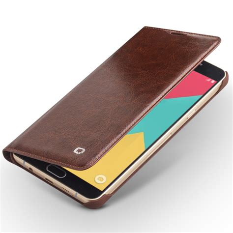 New Oddy Flip Cover Samsung Galaxy A5 Promo for 2016 new version samsung galaxy a5 qialino real leather flip wallet ultra thin